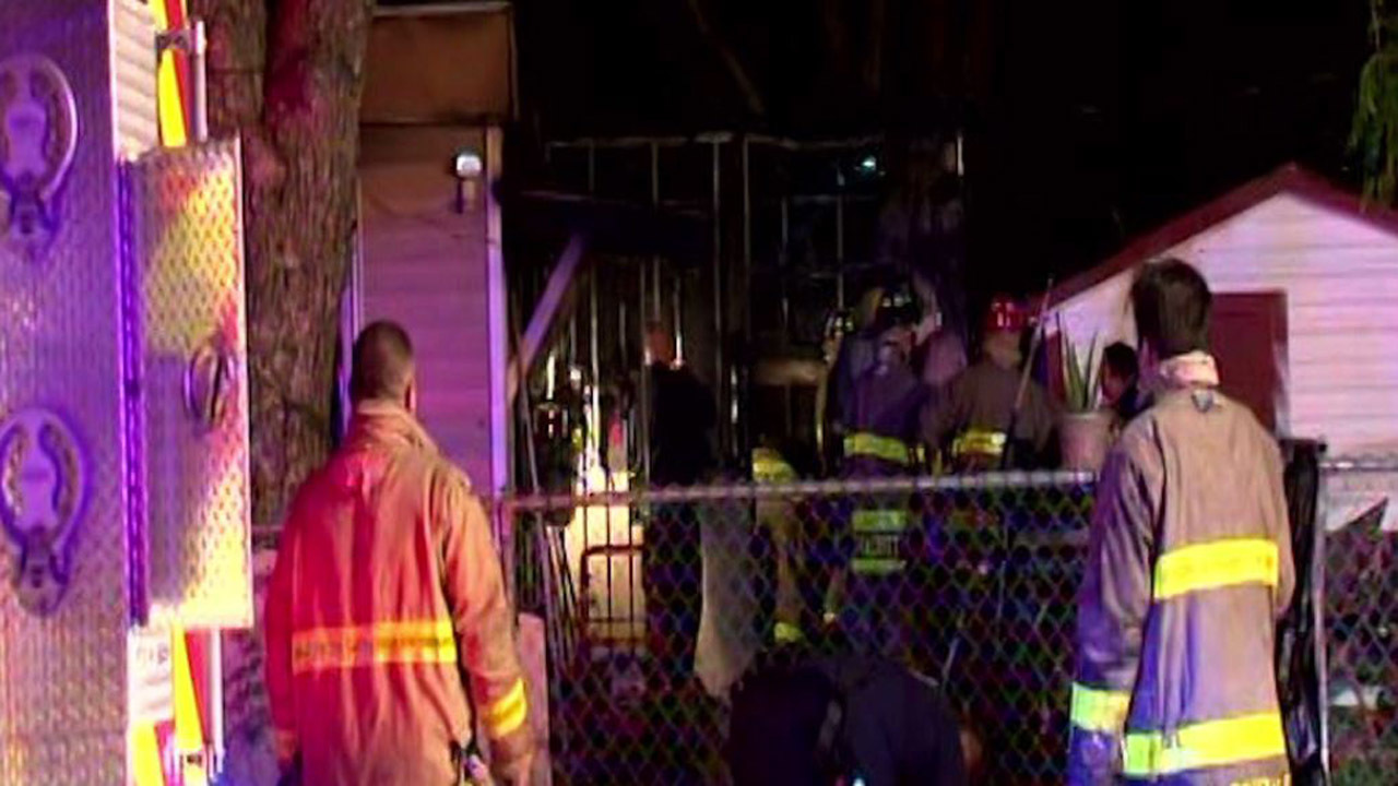 Fire caused by water heater damages east side home for Rocky waters motor inn fire damage