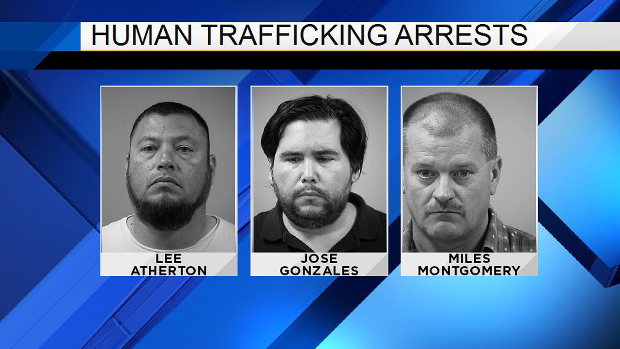 human trafficking sex trade statistics in San Antonio
