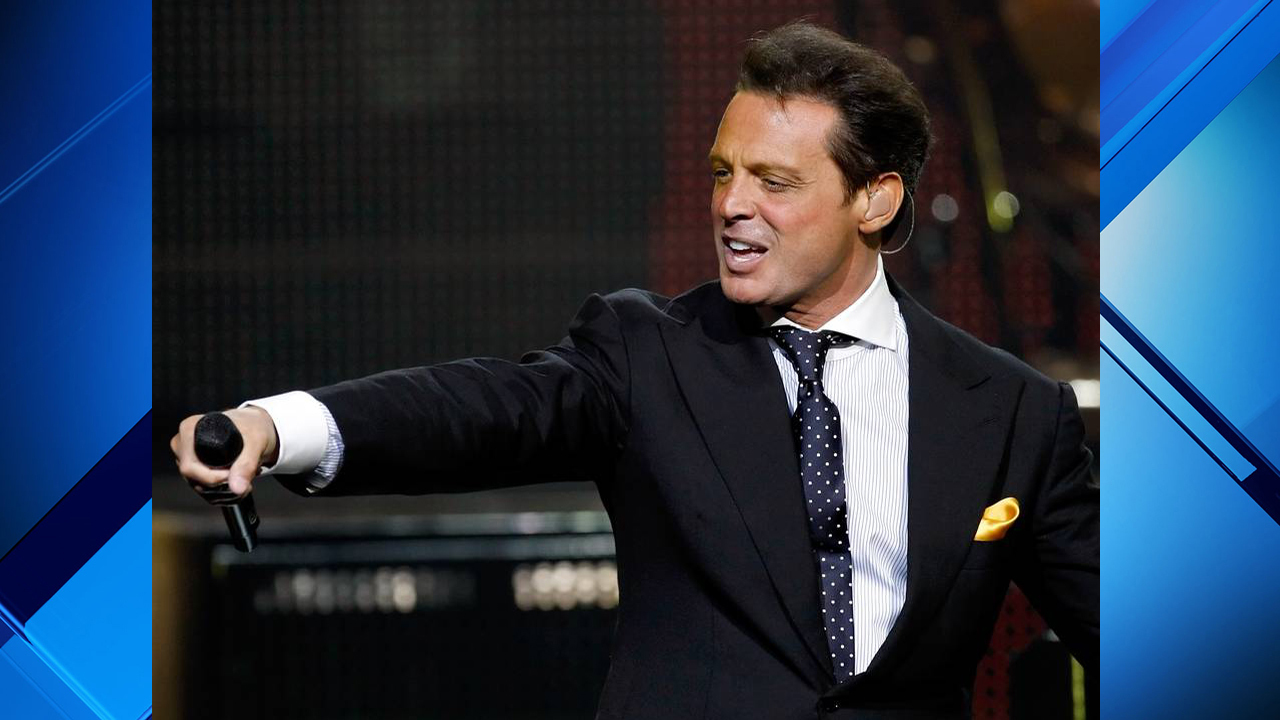 Mexican Singer Luis Miguel Arrested