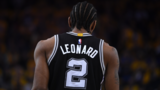 Spurs' Leonard ranks in top 10 among NBA's top selling jerseys