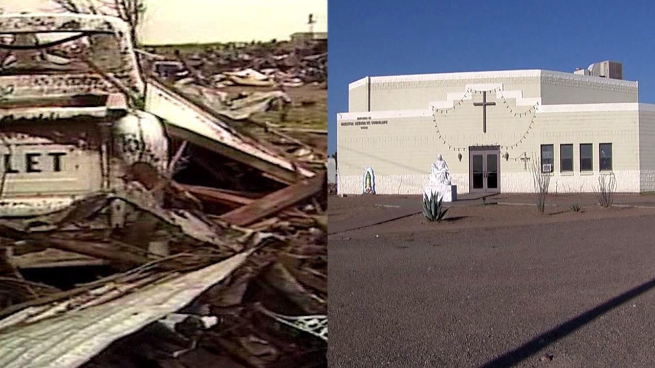 Tiny West Texas Town Recalls Massive Tornado On 30Th Anniversary-7425