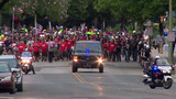 Crowds march to honor fallen SAFD firefighter Scott Deem
