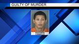 Man found guilty in murder of girlfriend's 4-year-old daughter