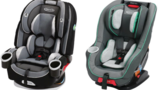 Graco recalls car seats&#x3b; webbing may not hold child in crash