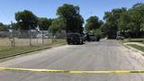 2 men arrested in West Side shooting