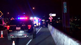Motorcyclist recovering after overnight crash, police say
