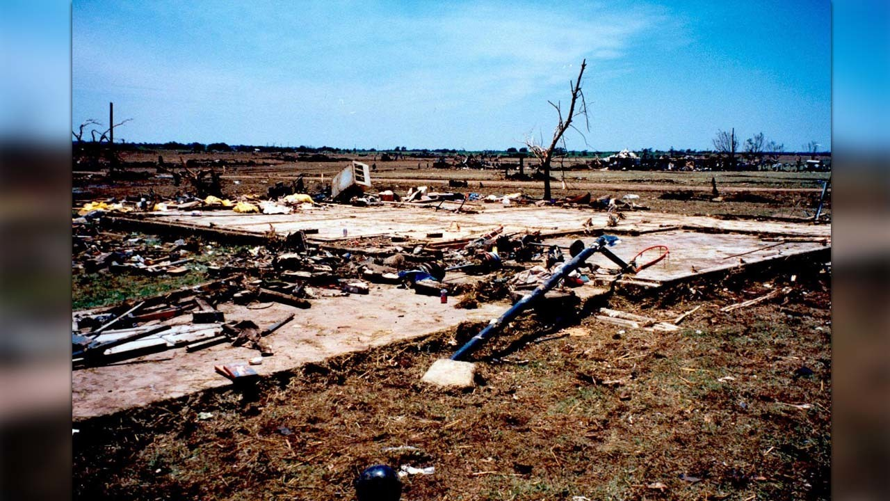 20 Years Since Last F5 Tornado Hit South Central Texas