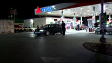 Woman shot, killed at South East side gas station