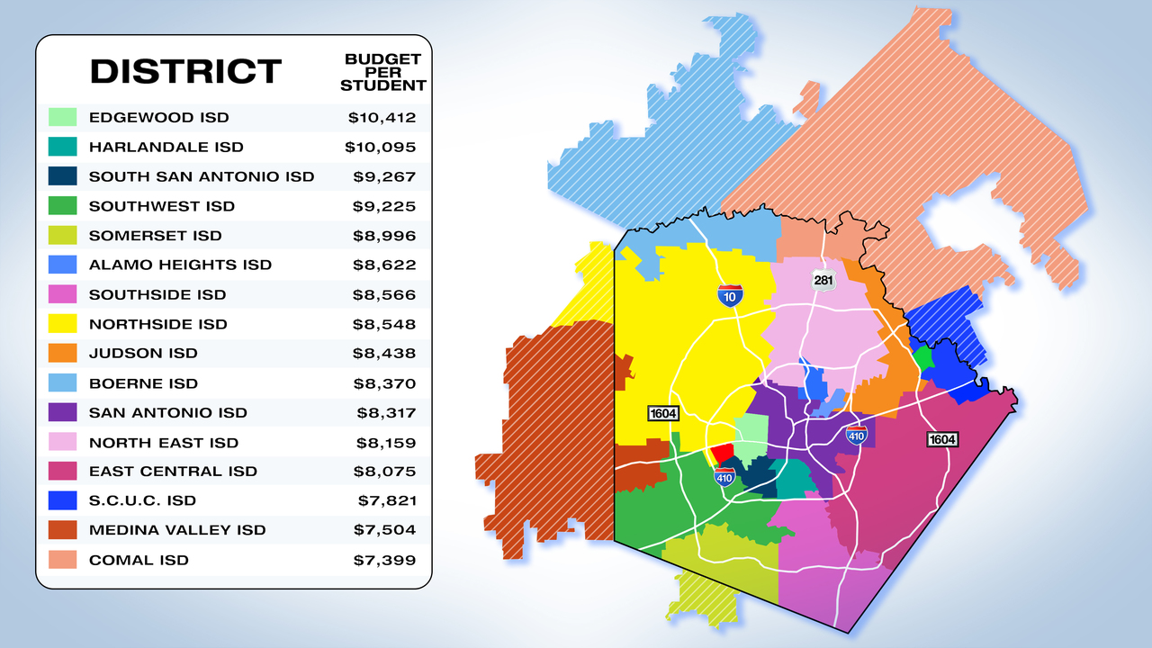 Which SA district has the most expensive homes? Which ... on new braunfels district map, amarillo district map, duluth district map, key west district map, south san francisco district map, fresno district map, fargo district map, northern virginia district map, north miami district map, city district map, south bend district map, rio rancho district map, anaheim district map, brazoria county district map, mesa district map, austin 10-1 map, new england district map, saint paul district map, charlotte district map, denton county district map,