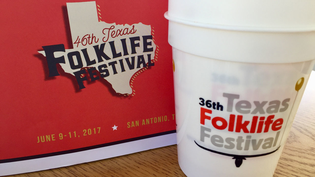 Whoops Typo Discovered In Texas Folklife Festival Cups