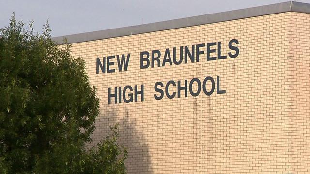new braunfels high school