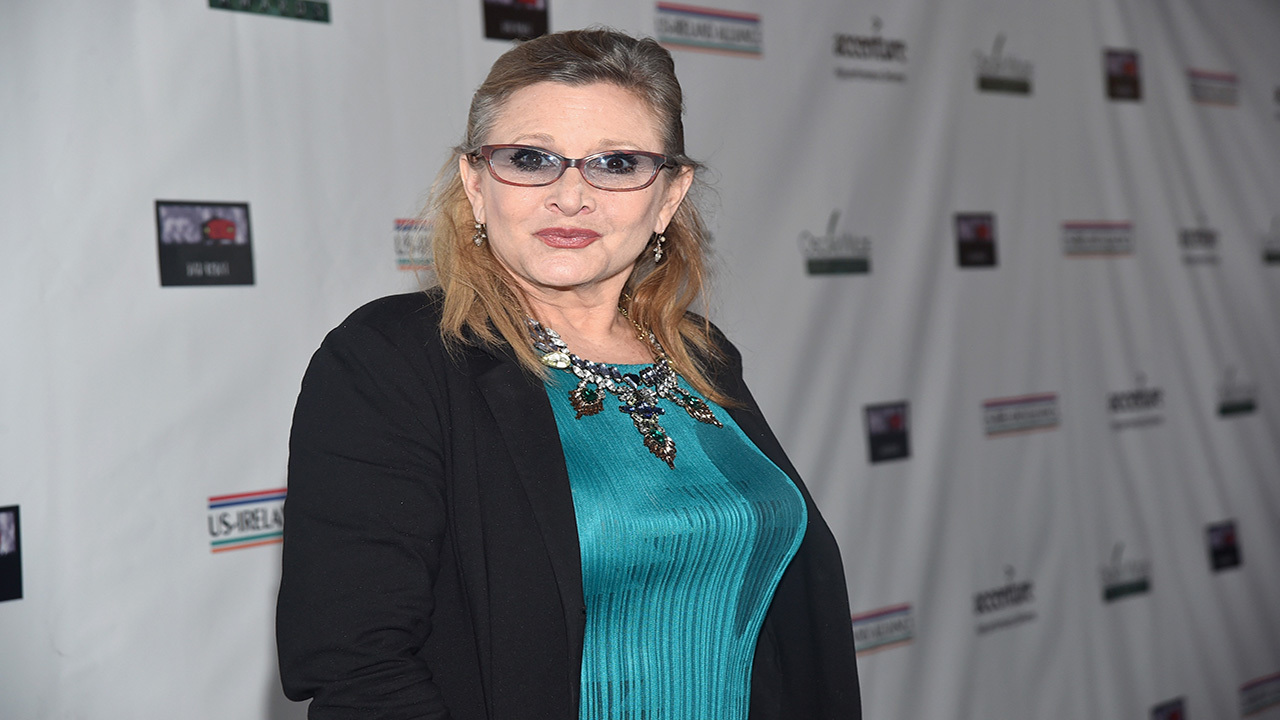 Cocaine among drugs found in Carrie Fisher's system ...