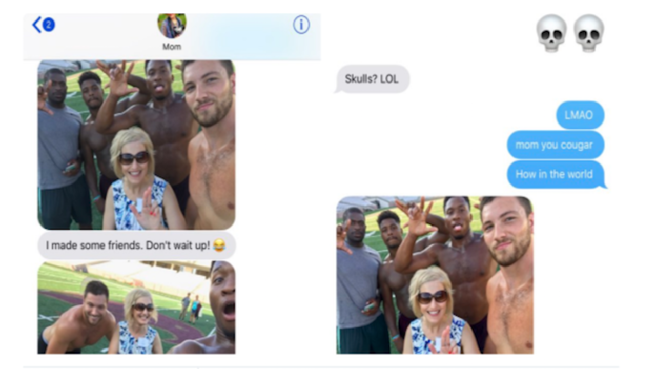 Texas State Mom Goes Viral After Making Unlikely New