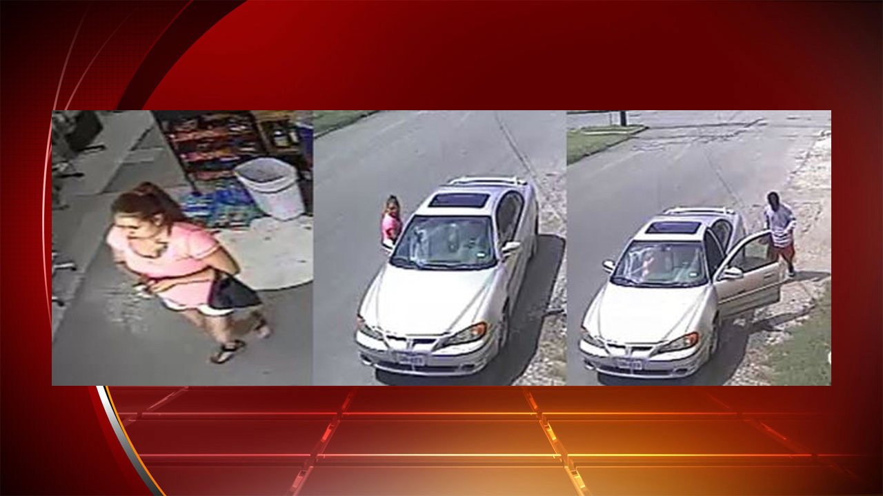 Suspects sought in Express Mart aggravated robbery