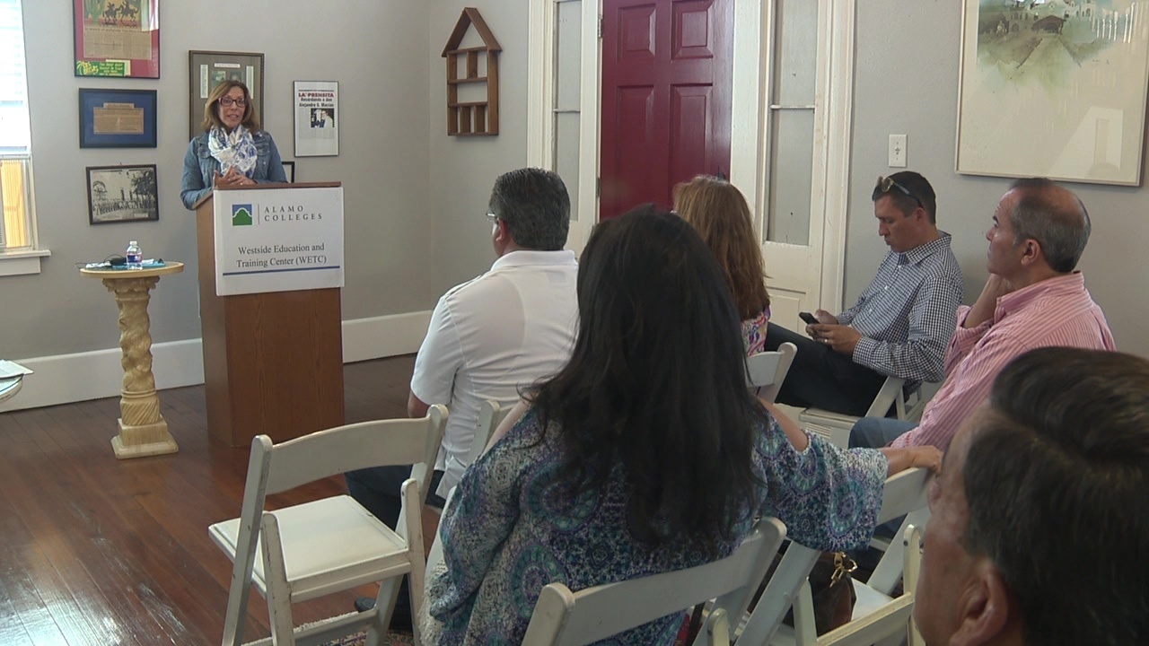 West Side Business Owners Meet To Find Ways To Curb Crime