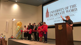 UIW opens new School of Osteopathic Medicine on South Side