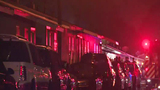 Dozens displaced by apartment fire on South Side