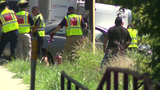 Big rig crash causes diesel spill in Leon Valley