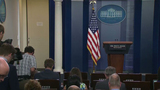 LIVE: White House press briefing