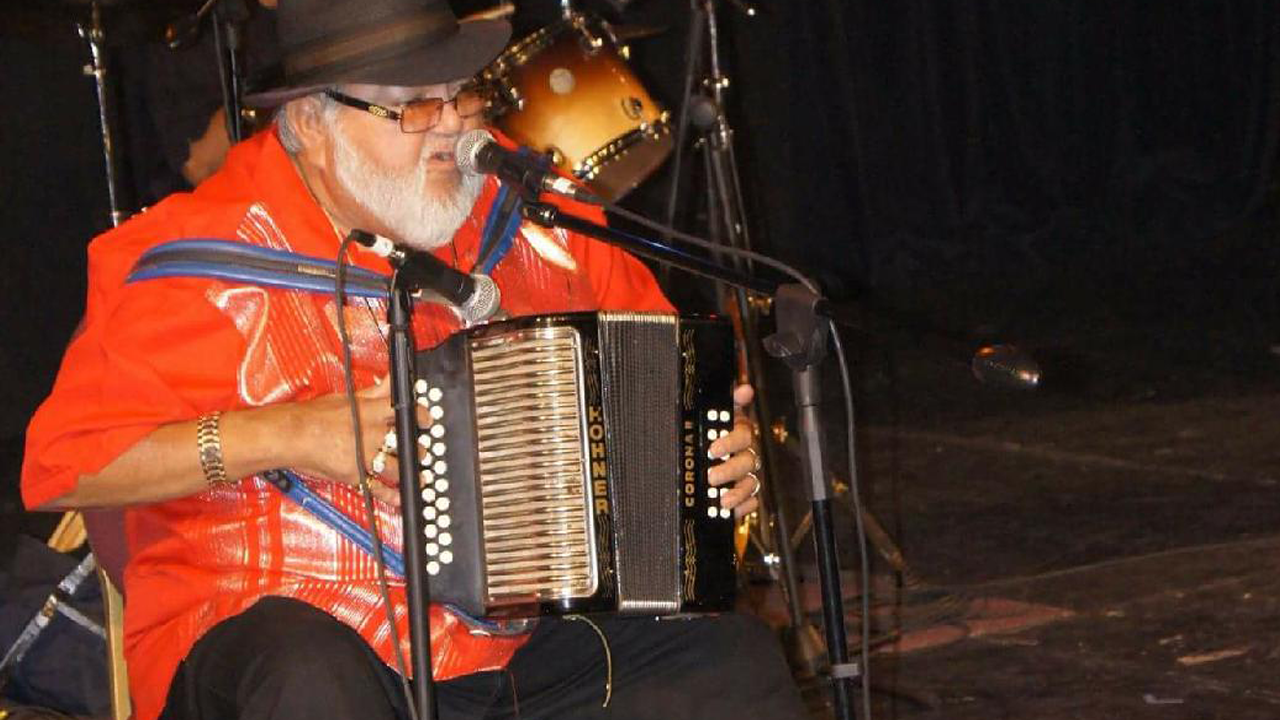 Texans Honor Local Conjunto Accordionist Nicky Snick