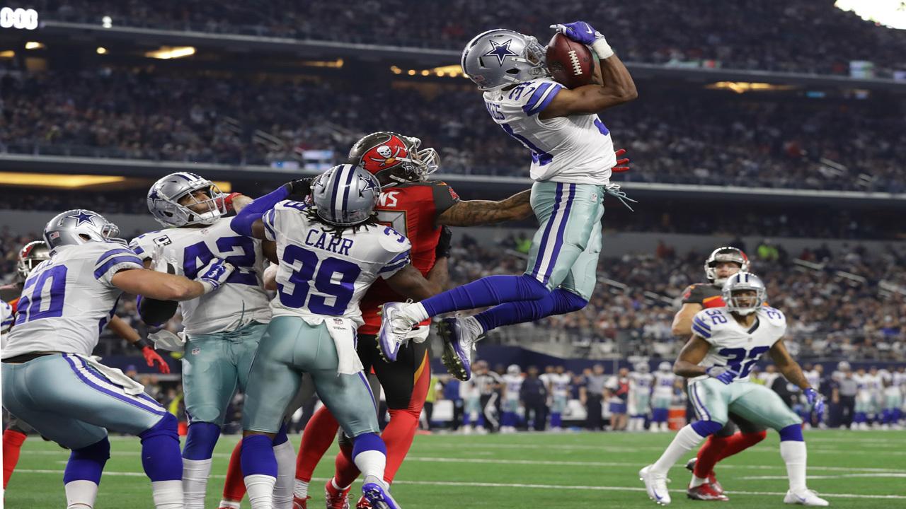 Cowboys Byron Jones eyeing interceptions in 3rd season