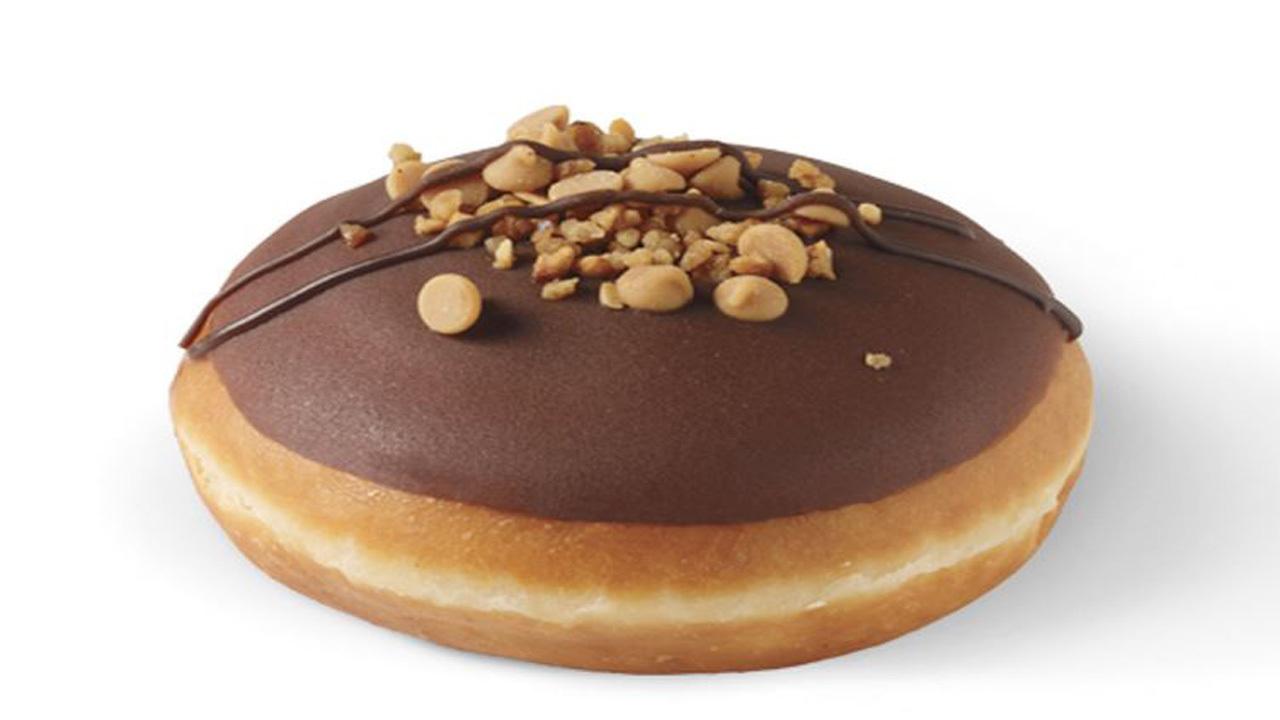 Krispy Kreme is making Reeses Peanut Butter Cup doughnuts Krispy Kreme is making Reeses Peanut Butter Cup doughnuts new picture
