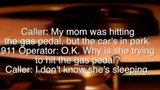 Video: 9-year-old calls 911 after mom passes out in running car