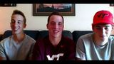 WSLS: Triplets going to Virginia Tech, sharing room, majoring in engineering