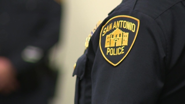 SAPD: Man shouted expletive at officer before dragging him with car