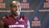 Texas State Bobcats talk 'bounce back year' at 2017 Media Day