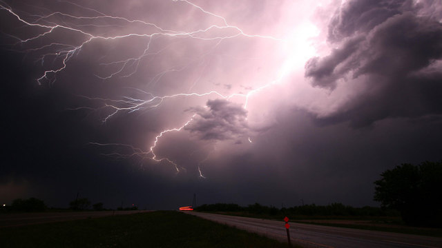 Severe thunderstorm warning issued for Bandera, Kerr, Gillespie, Kendall&hellip&#x3b;