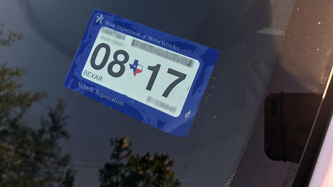 Register car online texas - Texas Residents In Harvey Affected Counties Get Break On