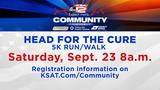 Register today for Head for the Cure benefit 5K