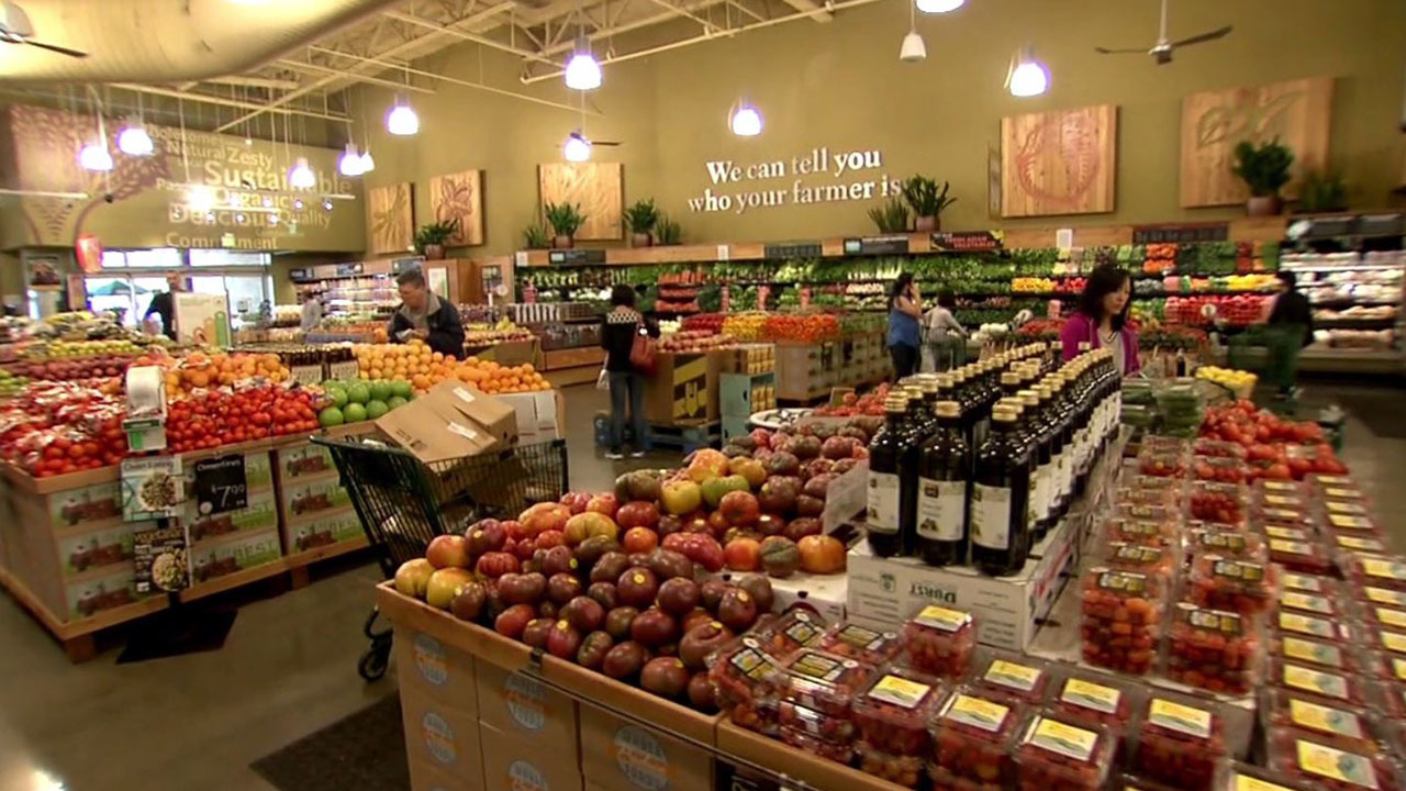 Whole Foods' new prices compared to competition