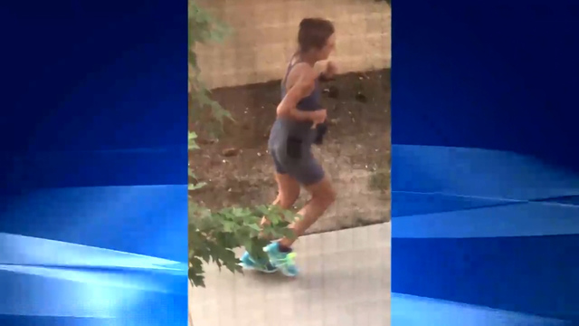 Video Thumbnail For Video Police Searching For Jogger Accused Of Pooping In Public