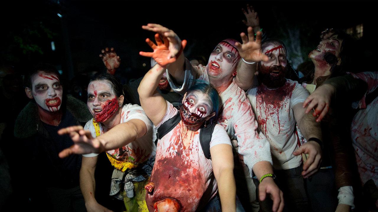 Party Alert Zombie Prom This Weekend In San Antonio