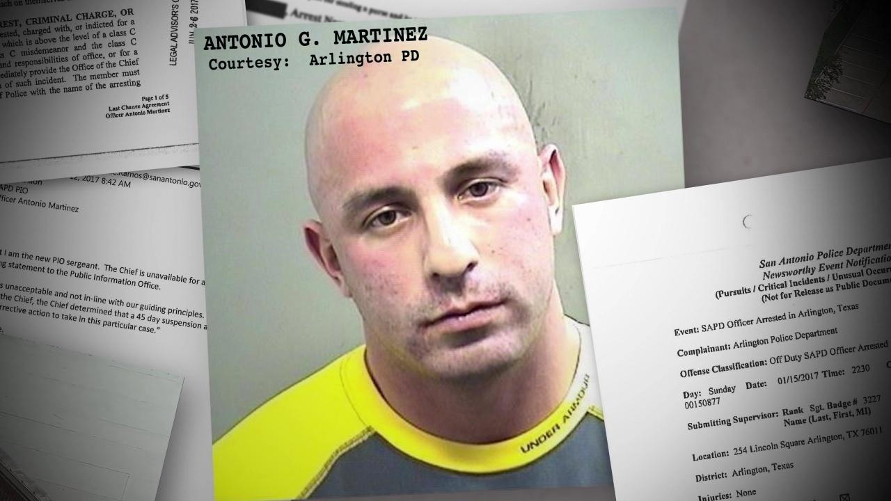 sapd suspends officer after post-cowboys game arrest in arlington