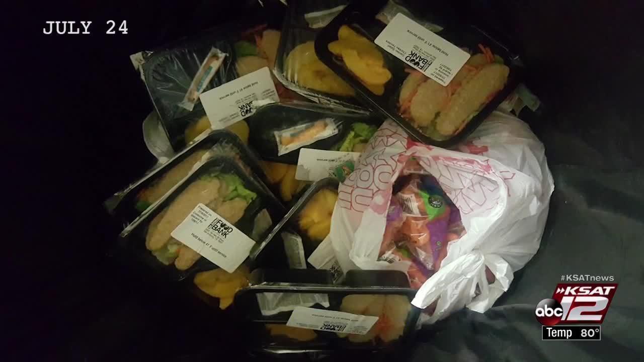 Food Bank Deliver San Antonio