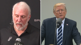 Spurs' Gregg Popovich: Trump is a 'soulless coward,' 'pathological liar'