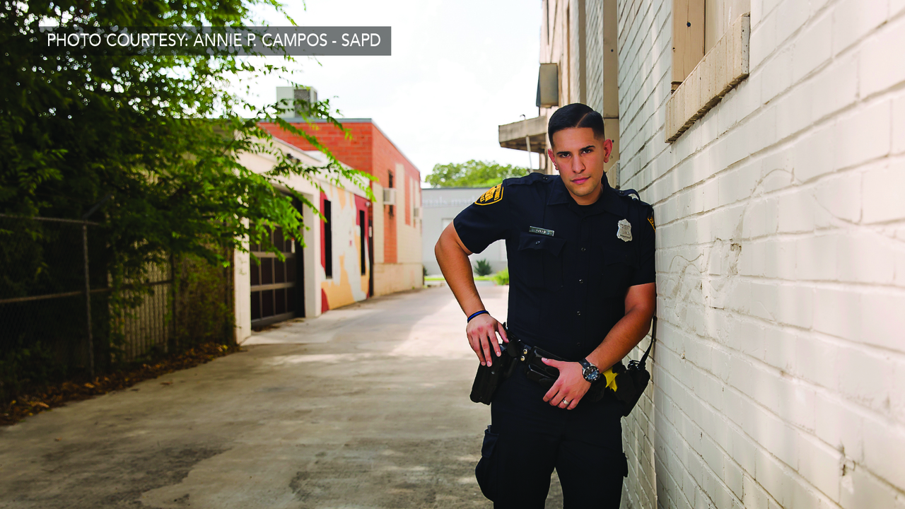 Sapd Releases Hot Cops Calendar As Part Of Fundraiser For