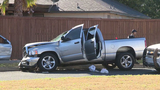Chase involving BCSO deputies ends in crash, arrest in West Bexar County