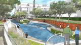 City, county show off progress being made along San Pedro Creek