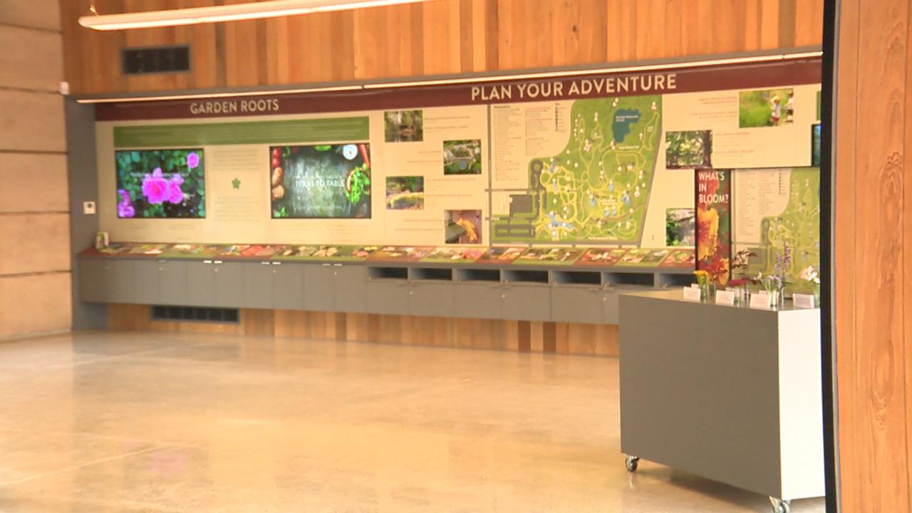 San Antonio Botanical Garden unveils eight-acre expansion