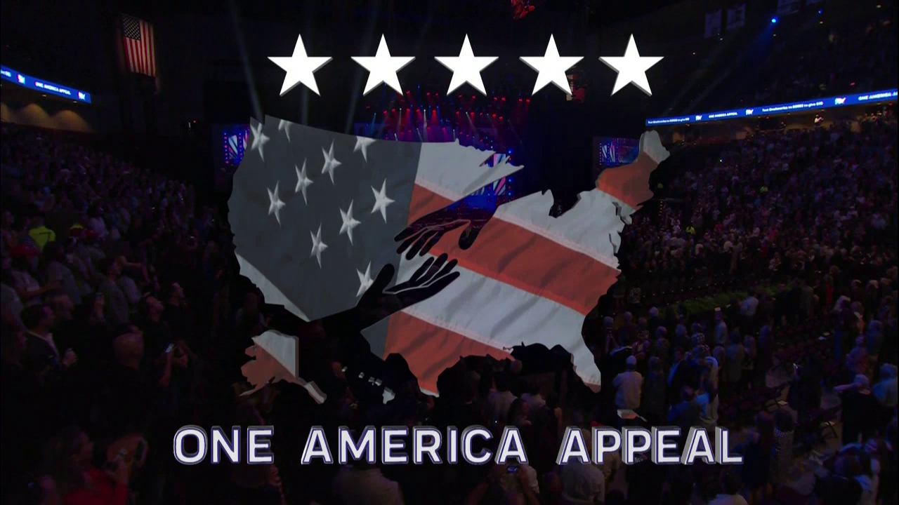 LIVE: One America Appeal for Hurricane Relief Concert