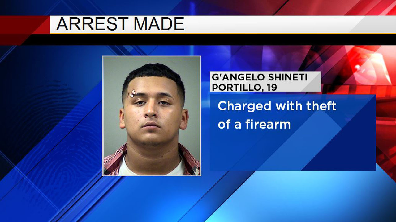 Police use sergeant's body cam to find theft suspect who fled traffic stop