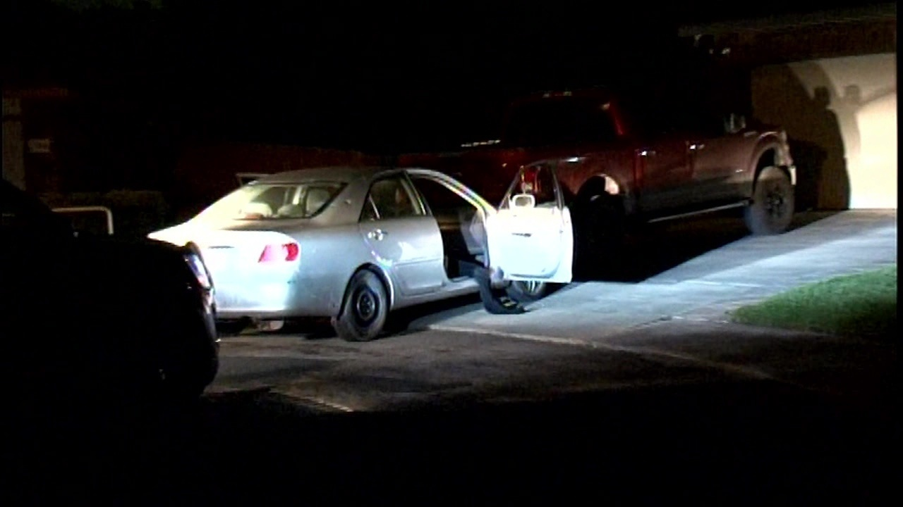 One man hospitalized, two suspects on the run after shooting
