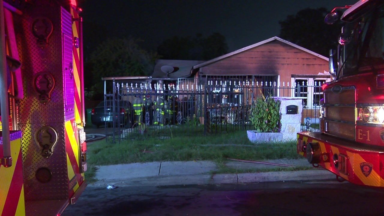 Water heater explosion destroys East Side home