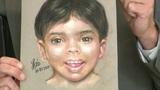Sketch released of child found dead on Galveston beach