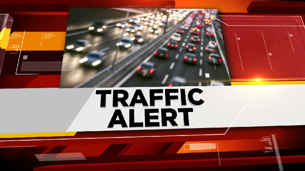 TRAFFIC ALERT: Closures on NE Side on Tuesday at Thousand Oaks...