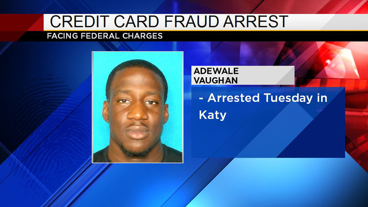 arrest made in credit card fraud case totaling more than 300k